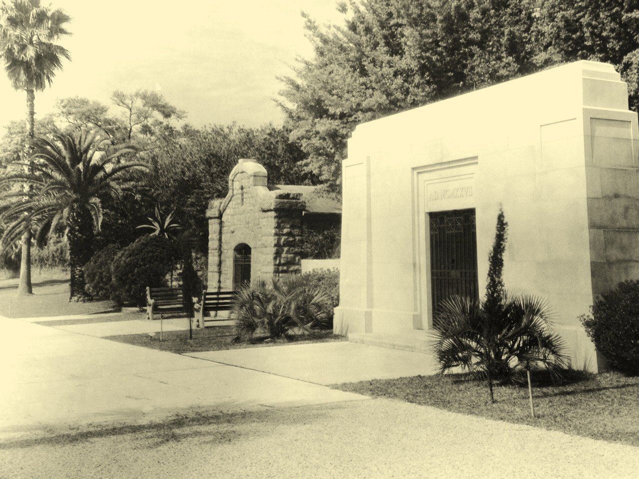 Evergreen Mausoleum