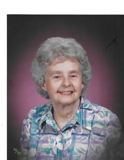 Vera Agnes Roberts