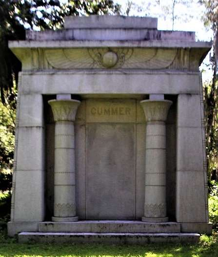 Cummer Family Mausoleum