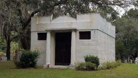 St. Clair-Abrams Mausoleum