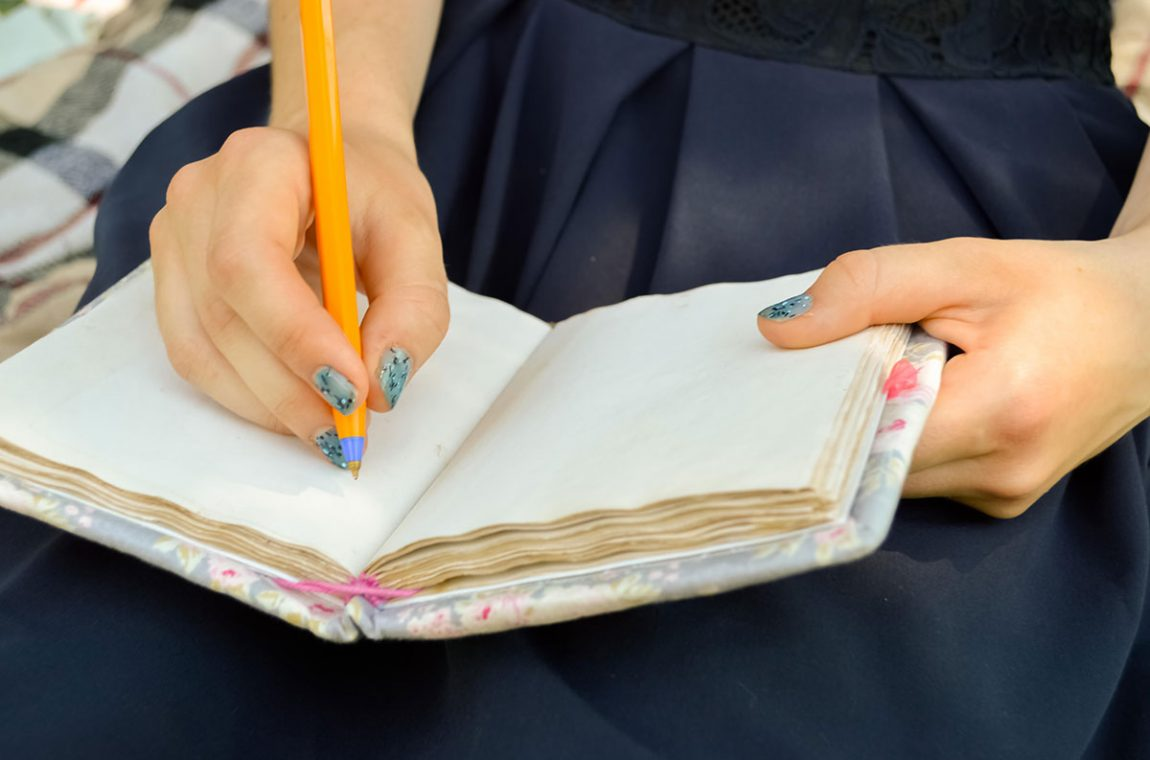 Try Journaling to Help with Your Grief