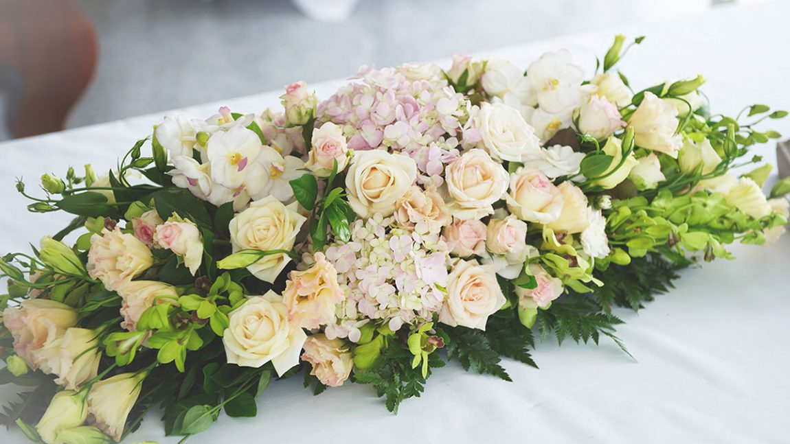 How to Quickly Put Together a Funeral Reception