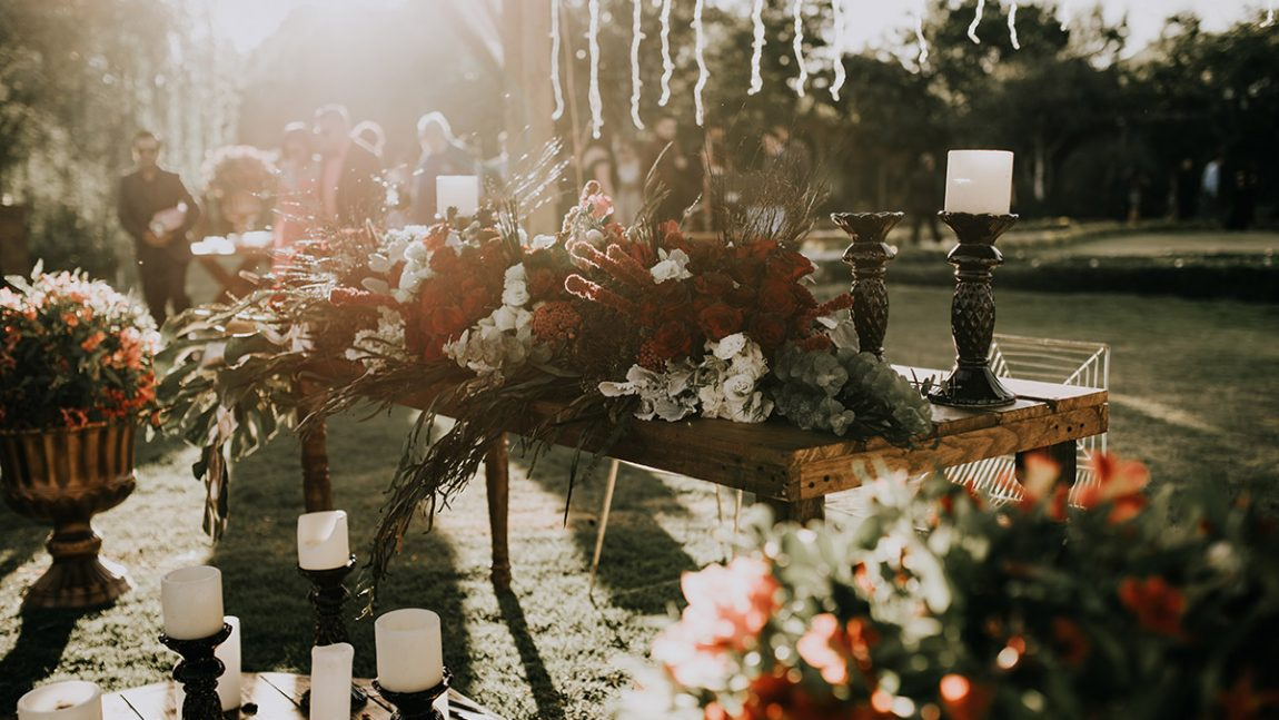Creative Funeral Reception Ideas