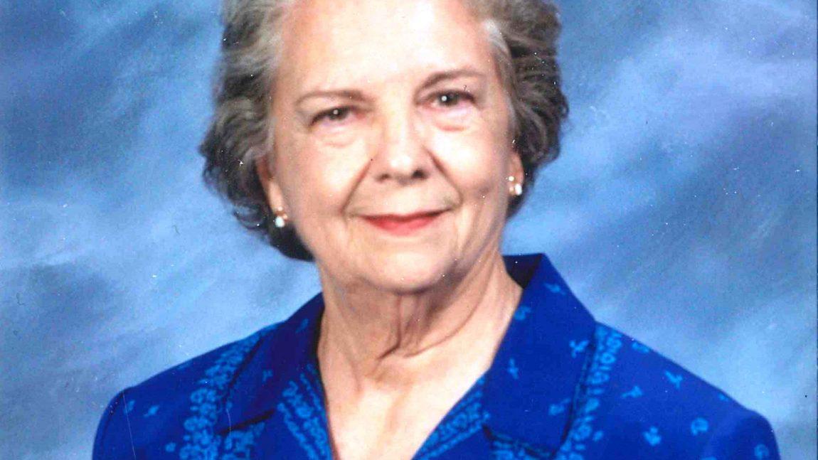 Virginia Blackman Cicero