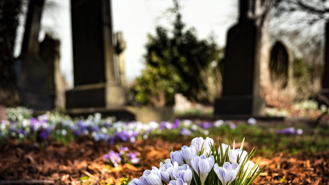 Caring for Mementos: How to Clean Cemetery Tombstones